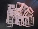 LOT 120 PHOTOS BELGIQUE (M1501)  (2 Vues) Année 50 Et 60 De Tout - Albums & Collections