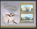Ukraine 2002 Mi - 506/507.Bl: 36.Donetsk & Dnepropetrovsk Opera House.MNH - Ukraine