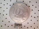 AUSTRALIA 10 Cents 1974 # 4 - Decimal Coinage (1966-...)