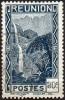 Réunion Obl. N° 131 - Vue -> Bras Des Demoiselles Le 20 Cts Bleu - Réunion (1852-1975)