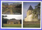 Carte Postale 08. Le Chesne Et Ses Environs Trés Beau Plan - Le Chesne