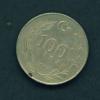 TURKEY  -  1986  100l  Circulated Coin - Turkey