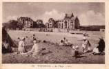 WIMEREUX - La Plage - Frankreich