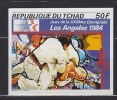 1984 TCHAD Chad  ** MNH Les Arts Martiaux, Judo Martial Arts Judo Kampfsport  Judo  Artes Marciales Judo [BY70] - Judo