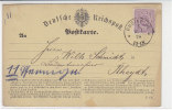 Postkarte Aus Rheine I.W. 21.1.78 - Allemagne