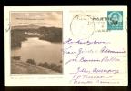 Illustrated Stationery - Image Plitvice, Jezero Galovac / Stationery Circulated - Non Classificati