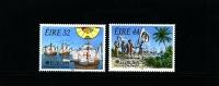 IRELAND/EIRE - 1992  EUROPA  SET  MINT NH - 1949-... Repubblica D'Irlanda