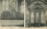 63 - L´Eglise De Ravel - Intérieur - Puy De Dôme -  Voir Scans - France