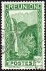 Réunion Obl. N° 133 - Vue -> Bras Des Demoiselles Le 30 Cts Vert - Réunion (1852-1975)