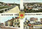 SAINT-ELOY-LES-MINES -- Rue Jean Jaures - Le Stade - Vue Générale - Puits De Mine -- 1963 -- - Saint Eloy Les Mines