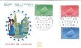Conseil De L´Europe/Strasbourg/1985       PJE35 - FDC