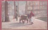 BELGIQUE--Belgian Laundry Cart--Attelage De Chien--Illustrateur Raphal TUCK--par Oilette - Tuck, Raphael