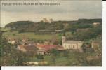 10x15  Manderen Et Son Chateau - Andere Gemeenten