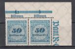 Deutsches Reich -  Mi. 330a P OR B ** - Neufs