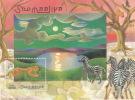 Somalia 1998 Lions Miniature Sheet MNH - Somalia (1960-...)
