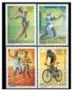 Olympische Spelen  1996 , Monaco -  Zegels  Postfris - Ete 1996: Atlanta