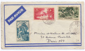 LETTRE  POUR PARIS - Französisch-Guinea (1892-1944)