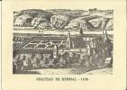 Hermalle - Sous - Huy -- Château De Hermal 1738.    (2 Scans) - Engis