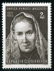 Österreich - Michel 1353 - ** Postfrisch - Enrica Handel-Mazzetti - 1945-.... 2ª República