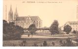 Pontmain (Landivy-Gorron-Mayenne)-La Basilique Et La Maison Des Pères-Edit. M.Bazire-Friteau, Pontmain - Gorron