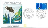 Grandes Réalisations Fonds Marins /Dunkerque / 1981      JE56 - 1980-1989