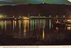Interstate Bridge Clarkston Washington And Lewiston Idaho 1978 - Lewiston