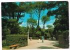 O1115 San Severino Marche (Macerata) - Villa Comunale / Viaggiata 1980 - Italia