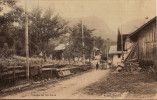 Village De L'ETOILE, MARNAZ,  2 Scans 1908 TBE - Altri Comuni