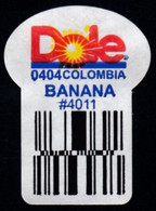 Fruits & Vegetables - Banana, Produce Of Columbia (*) (FL4011) - Fruits & Vegetables