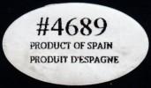 Fruits & Vegetables - Produce Of Spain (FL4689) - Fruits & Vegetables