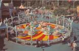 DISNEYLAND Mad Hatter's Tea Party -  Vintage Old Photo Postcard - Disneyland