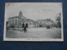Ruffec  Place Du Marché - Imprimerie - Animée - Ed. Agra - Circulée 1930 - L236 - Ruffec