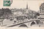 PARIS LE PONT SAINT MICHEL - Bridges