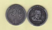 """LITUANIA - 1 LITAS 1.997  """"75th Anniversary - Central Bank"""" KM#109  """"MONEDAS DE EUROPA""""  SC/UNC  Réplica  T-DL-11.505 - Lituania"""