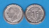 """LUXEMBURGO - 1 FRANCO 1.988 KM#63 Colección  """"MONEDAS DE EUROPA""""  SC/UNC  Réplica  T-DL-11.506 - Luxembourg"""