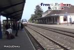 Postcard, French Railway Stations, Haguenau 1 - Cartes Postales