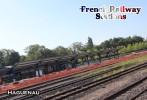 Postcard, French Railway Stations, Haguenau 3 - Cartes Postales