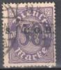 Germany 1920 Upper Silesia - Official Stamps - Mi. 6 - Used - Gestempelt - Settori Di Coordinazione