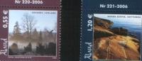 Aland 2006 Aland Scenary (Soderby, Lemland And Norra Essvik, Sottunga) 2v Complete Set ** MNH - Aland