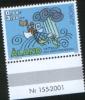 Aland 2001 Europa Cept  1v Complete Set ** MNH - Aland