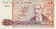 Brasil 50 Cruzados 1987 Pick 210 UNC - Brasile