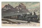 13732 - Gotthard-Express Swiss Trans-alpine Railway Line - Trains