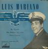 """Vinyle 45 Tours / Luis MARIANO : """"Les Chevaliers Du Ciel"""". - Opera"""