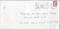 HOUILLES 1999 Flamme ABOLITION DE L'ESCLAVAGE VICTO SCHOELCHER Liberté égalité - Célébrités