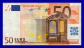 """50 EURO """"V"""" SPAIN FIRMA DUINSENBERG M013E3  CIRCULATE  SEE SCAN!!!!! - 50 Euro"""