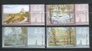 Ukraine 2004 Mi - 648/651.Paintings Of Kiev,MNH - Ukraine