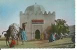 SCENES ET TYPES DU MAROC :  L´arret Devant Un Marabout - Marruecos