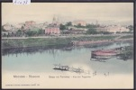 Moscou : Vue Sur Taganka Vers 1900 - Couleurs ; Péniches Et Chemins De Halage (A 1098) - Russie