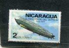 NICARAGUA. 1977. SCOTT 1046. ZEPPELIN IN FLIGHT - Nicaragua