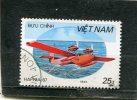 VIET NAM. 1987. SCOTT 1798. HAFNIA '87. SEAPLANES: ROHRBACH ROSTRA - Vietnam